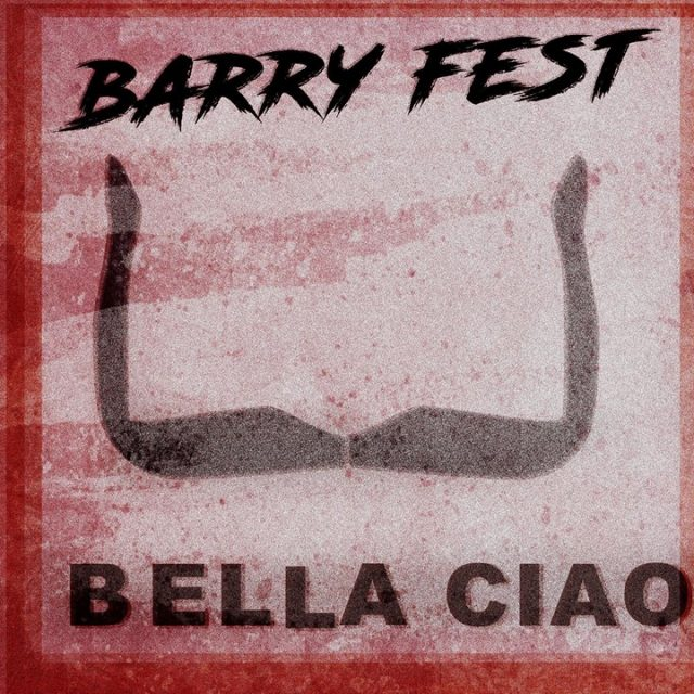 Weer een lekker stampertje van BARRY FEST …