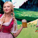 Wo ist das Biertje? ...